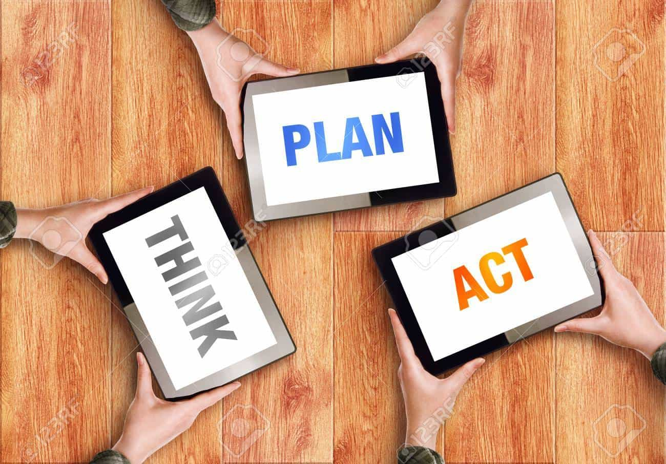 Time to Think, Plan and Act Strategically