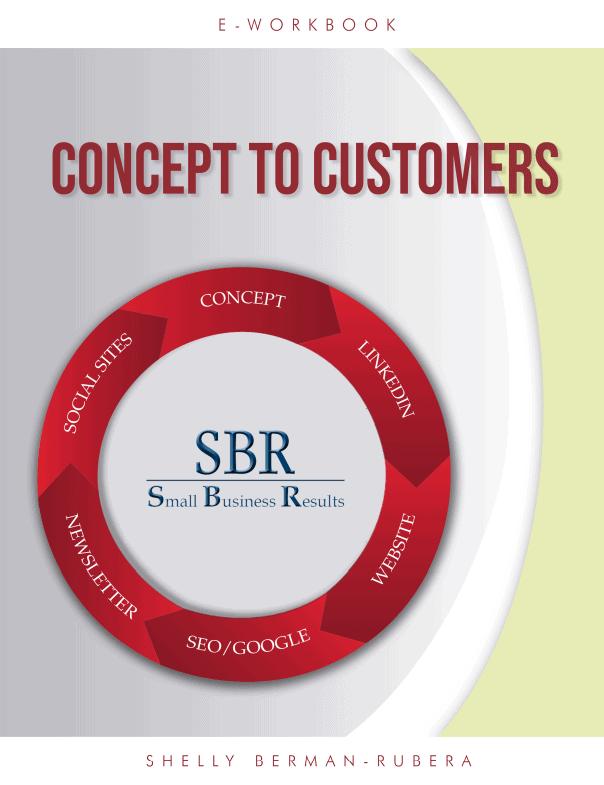 concept to customer - social media - newsletters - Google SEO