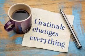 Gratitude + business strategy assessment for a virtual pivot